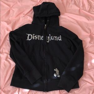 Disneyland Zip Up